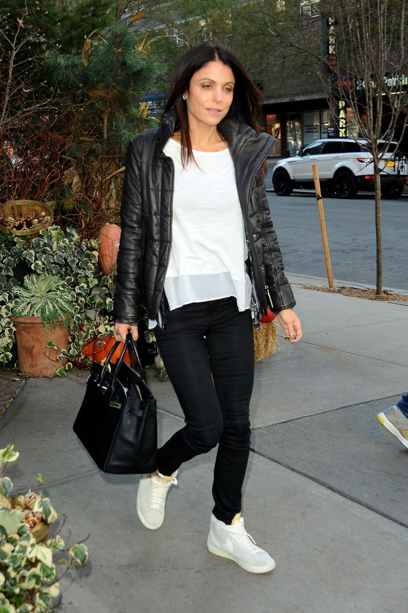 Bethenny Frankel Bounced From Parties Star Magazine