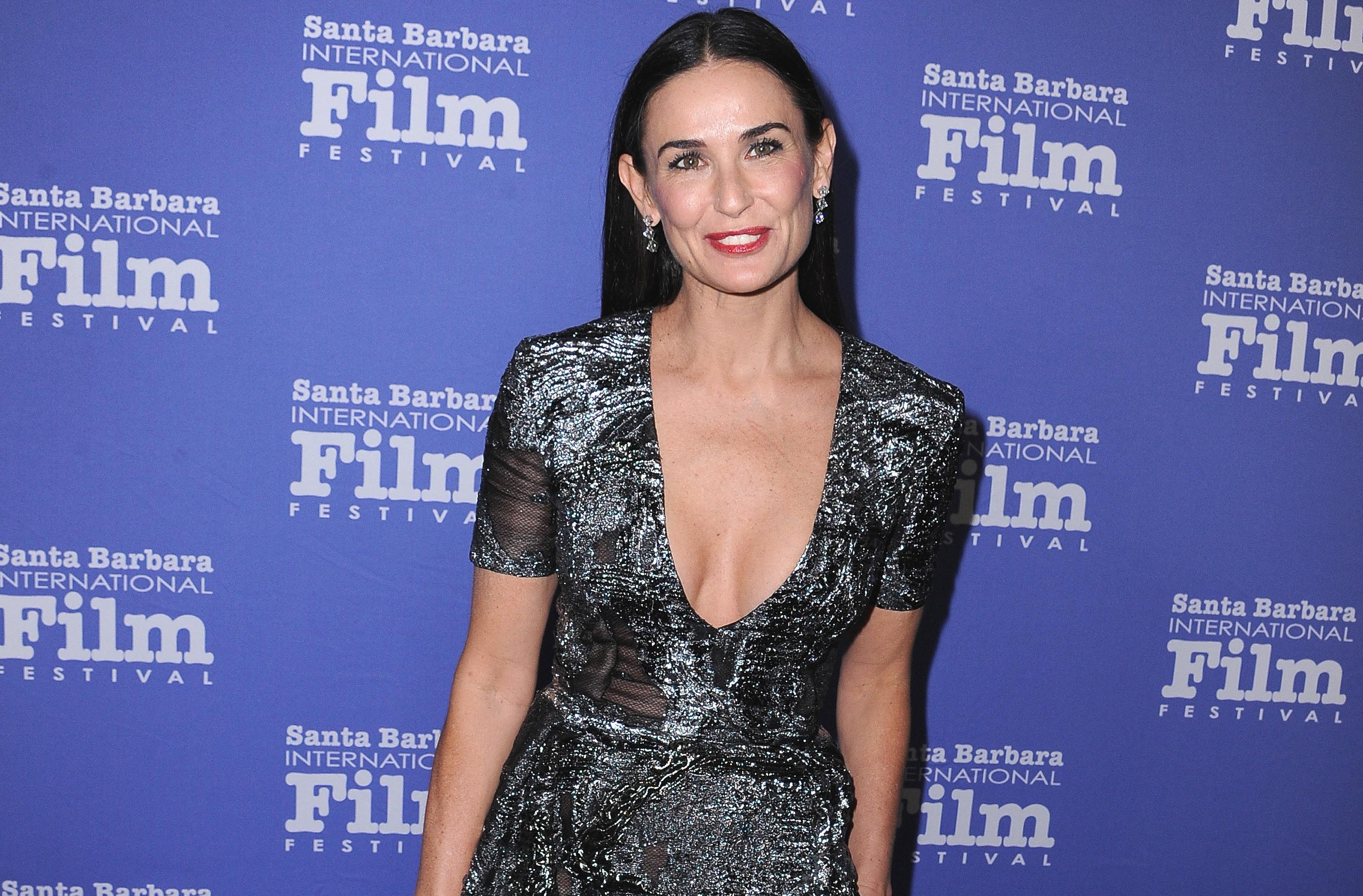 Demi Moore Healthy