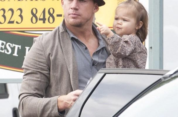 Channing Tatum Daughter
