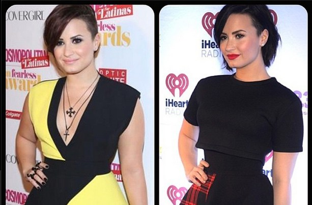 Demi Lovato Weight Loss