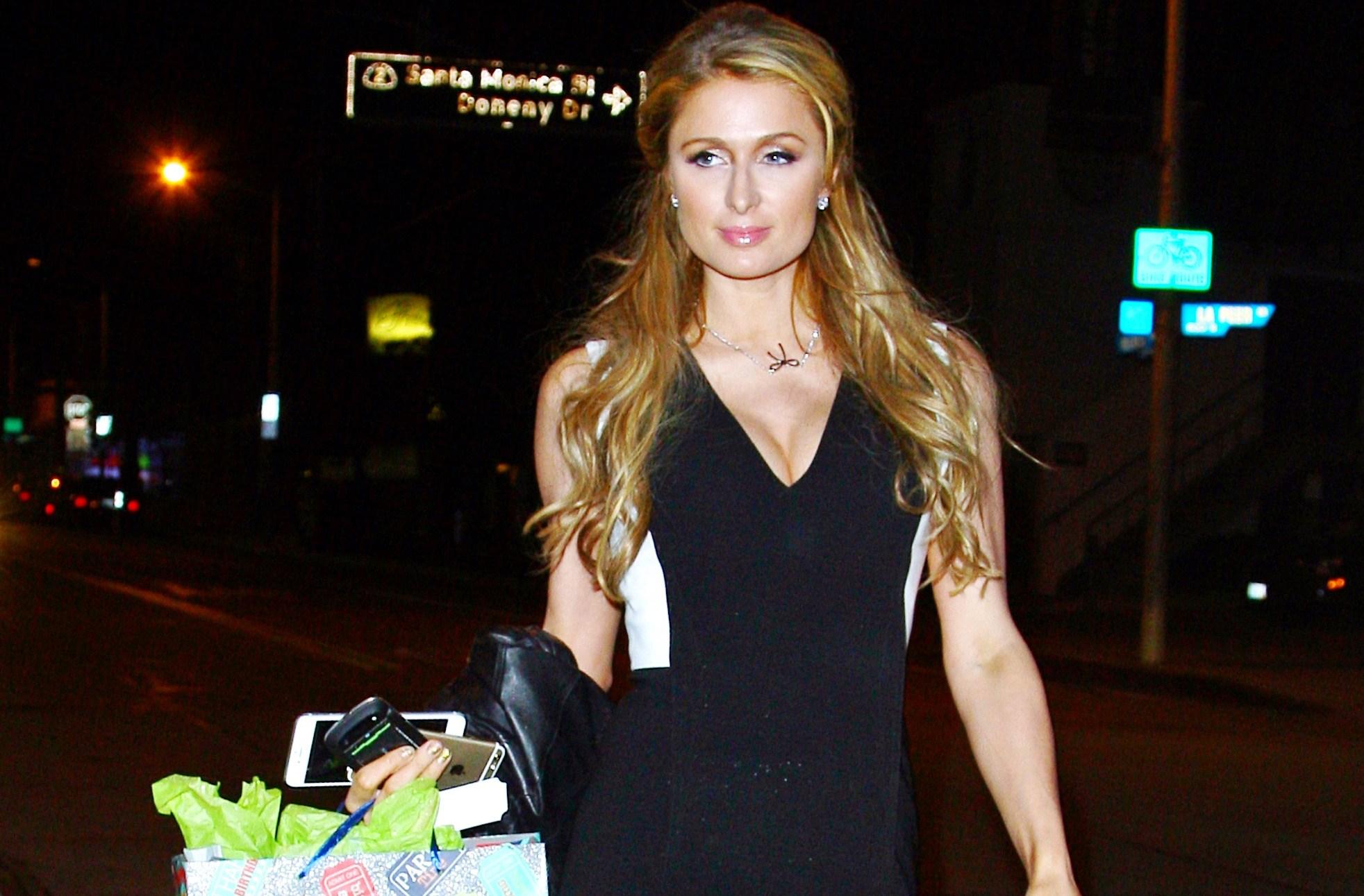 Paris Hilton Diva