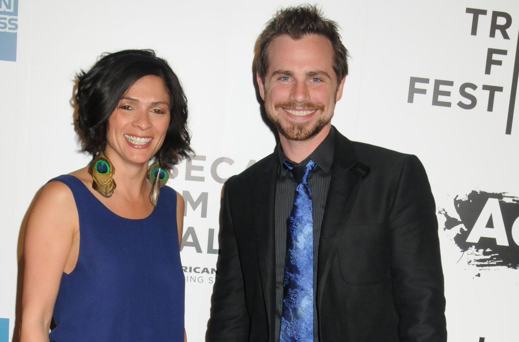 Celebrity guests arrive for the Tribeca Film Festival Opening Night and World Premiere of 'The Union' in NYC