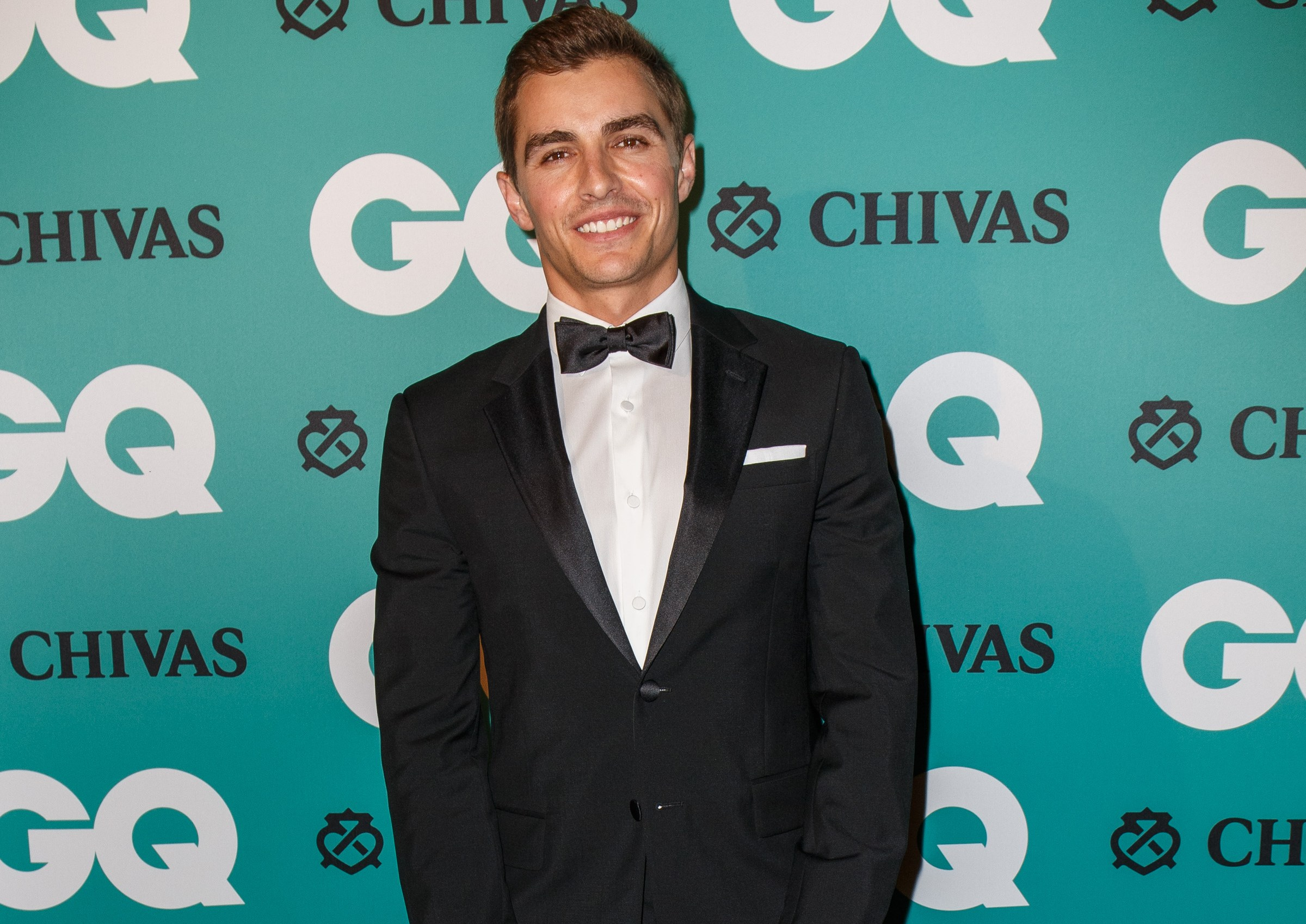 Dave Franco attends the GQ Men of the Year Awards 2014