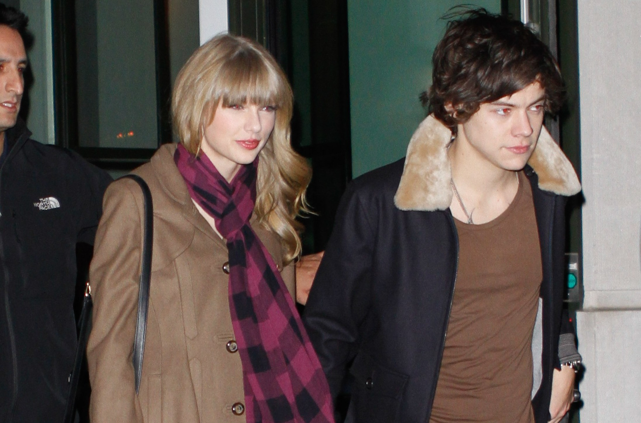 Taylor Swift and Harry Styles Awkward