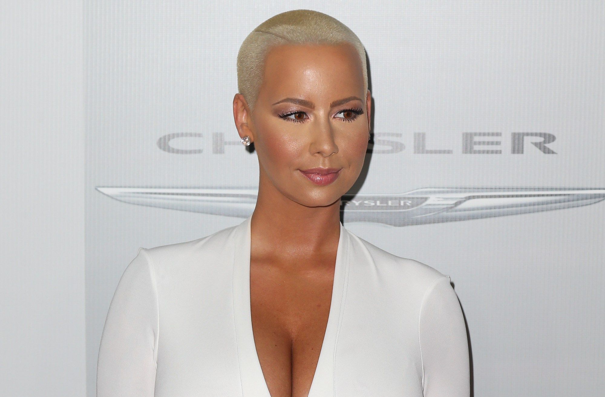 Amber Rose, Wiz Khalifa Split