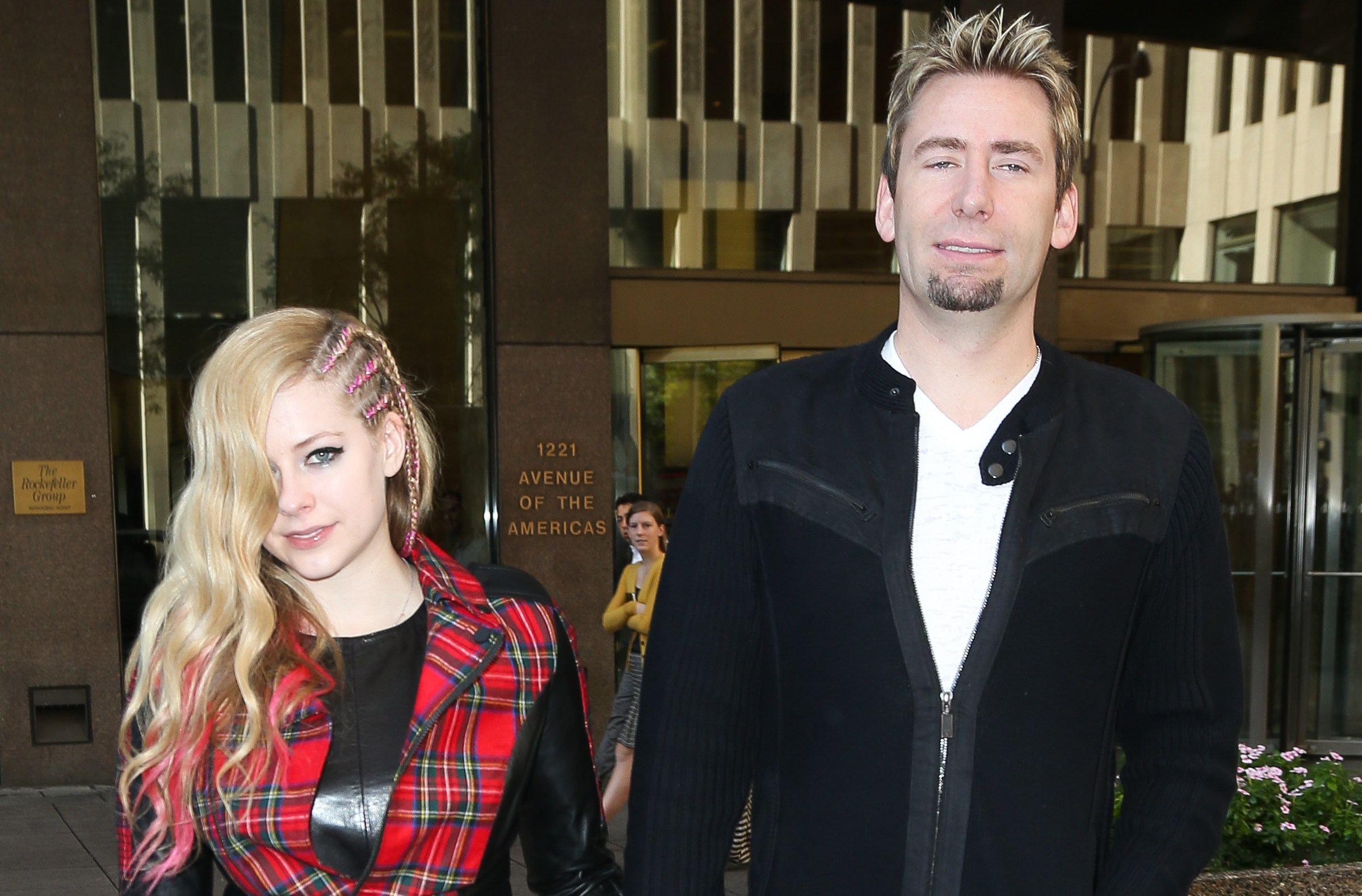 Avril Lavigne and Chad Kroeger Back Together