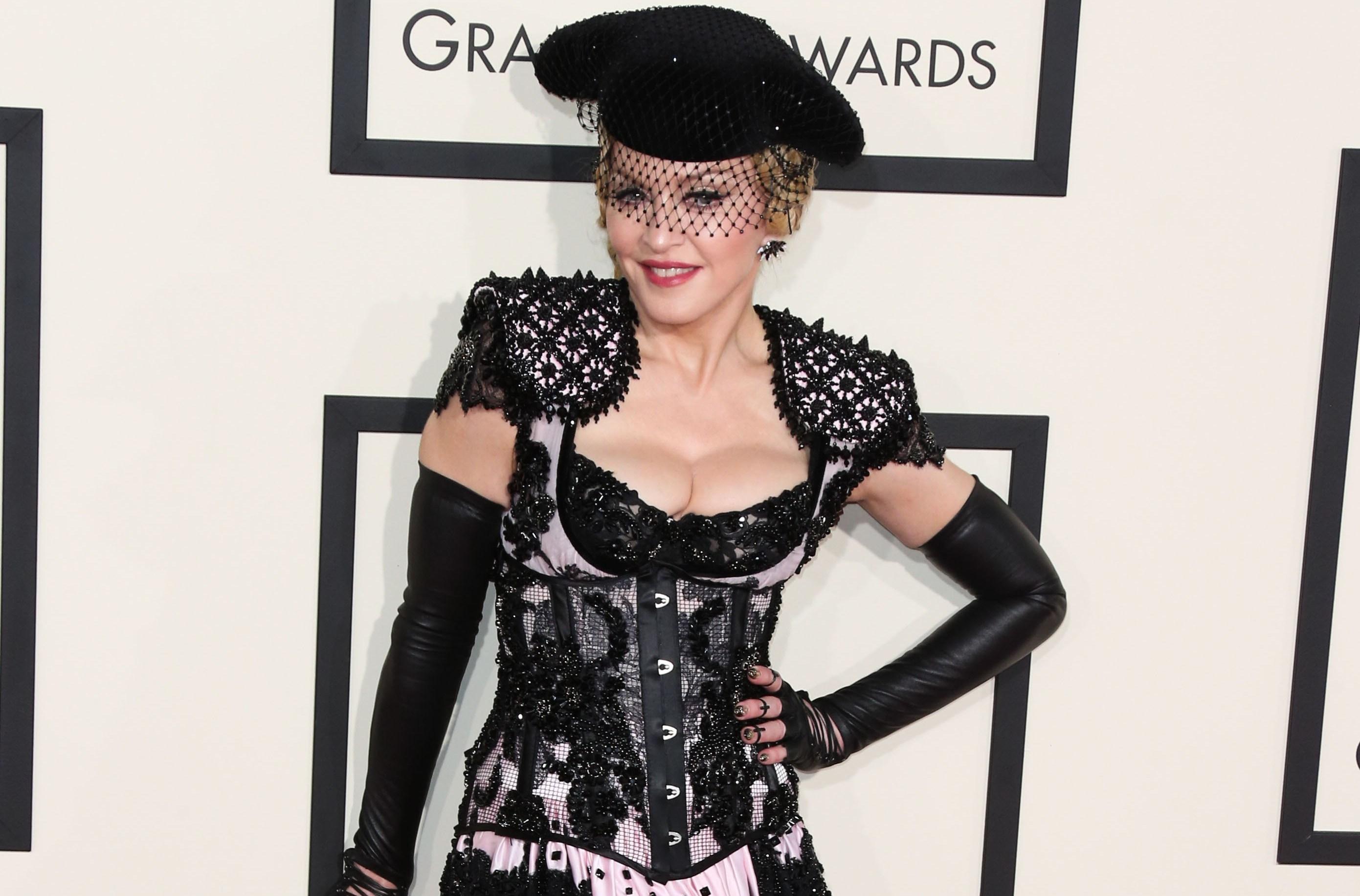 Madonna Grammy Awards