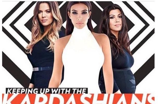 Khloe kardashian star magazine for 1st season of keeping up with the kardashians