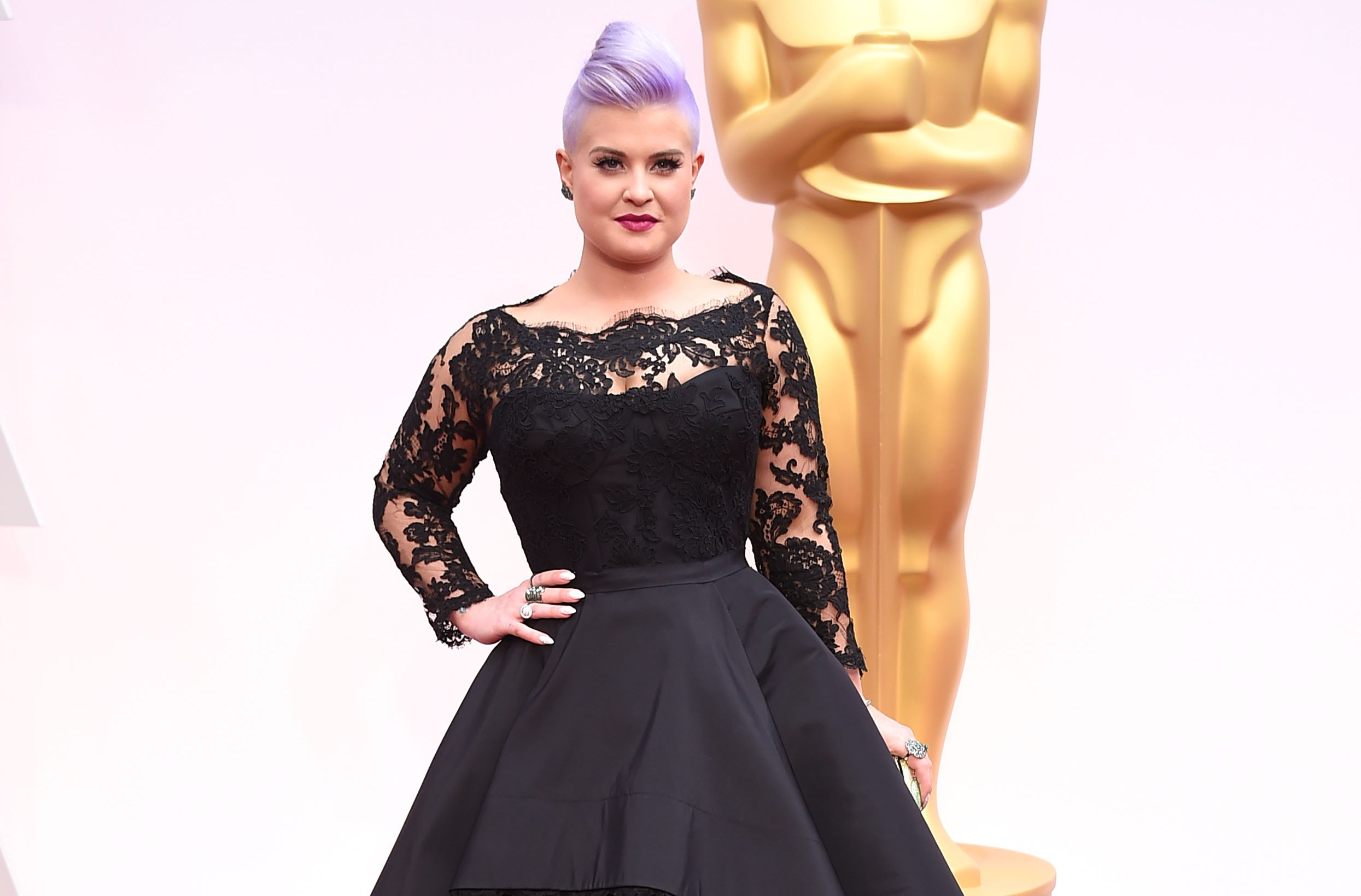 Kelly Osbourne Fired