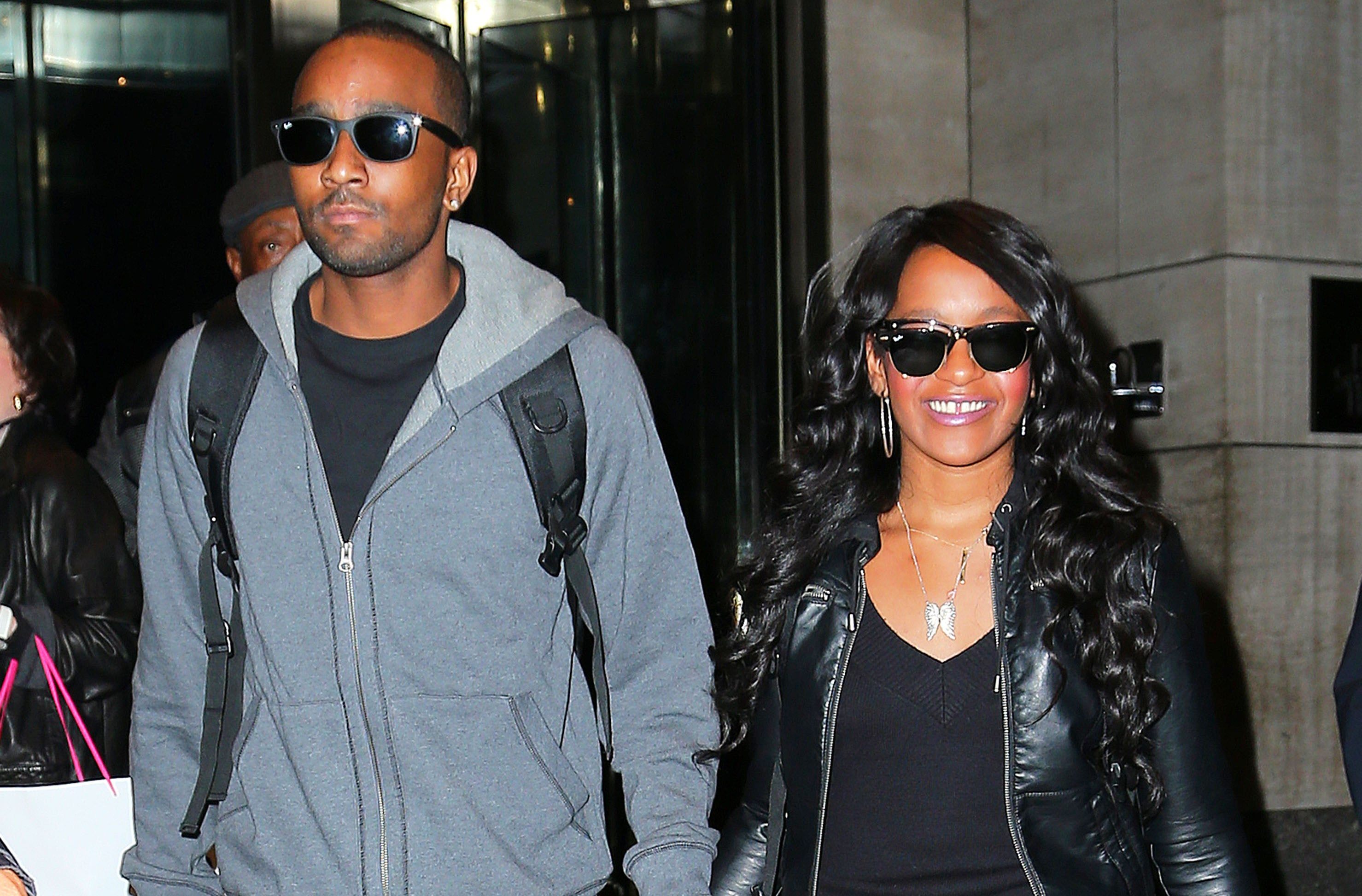 Nick Gordon Rehab