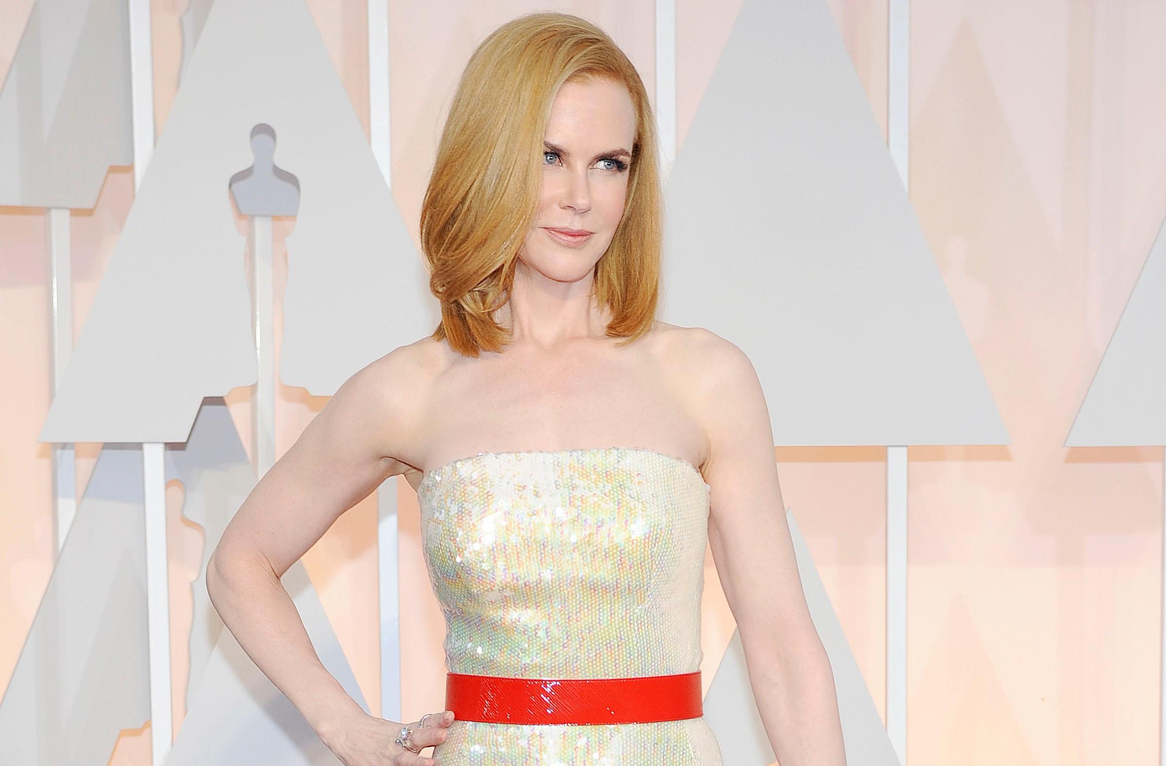 Nicole Kidman Disgusted