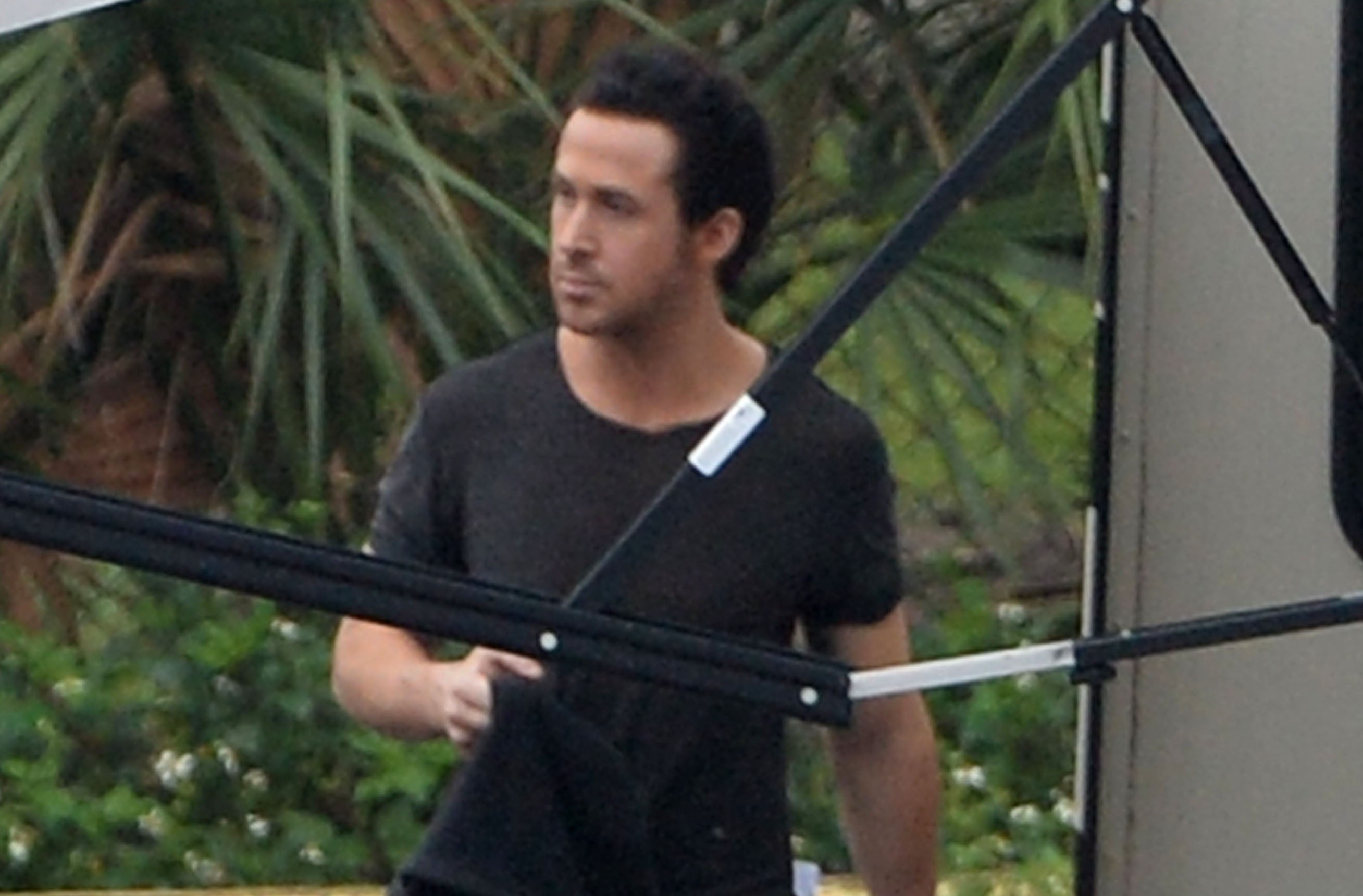 Ryan Gosling Black Hair