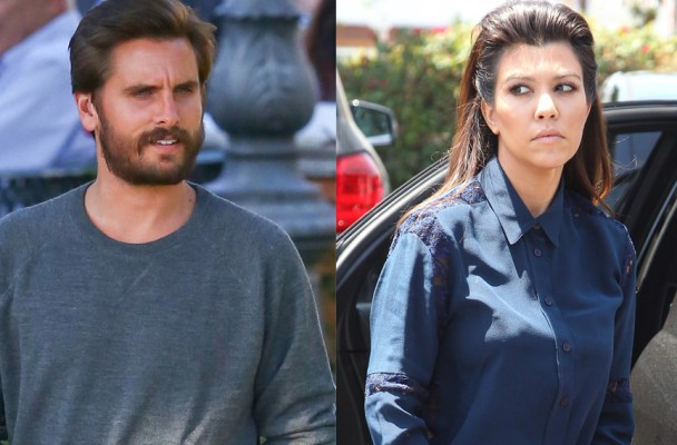 (Photo credit: IXOLA/AKM-GSI (Scott Disick); PacificCoastNews (Kourtney Kardashian)