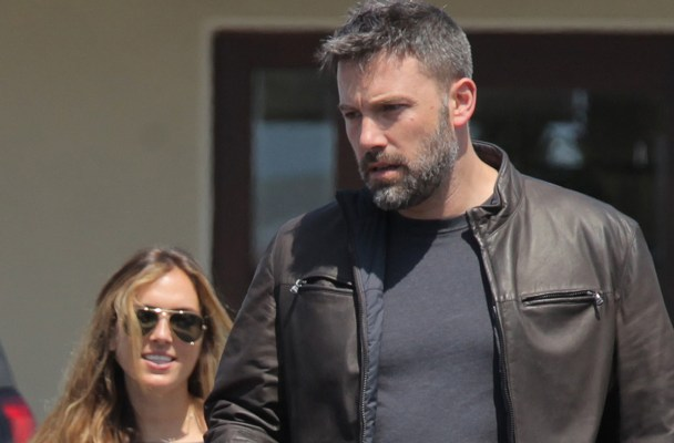 51811187 US Weekly is reporting that less than a month after splitting from wife Jennifer Garner, Ben Affleck has moved on with their former nanny, Christine Ouzounian. File photos show the Ben and Christine running errands with the kids back in May... FameFlynet, Inc - Beverly Hills, CA, USA - +1 (818) 307-4813