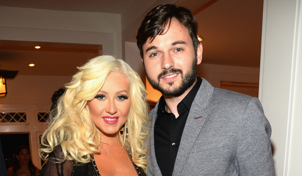 EAST HAMPTON, NY - AUGUST 15:  Christina Aguilera and Matthew Rutler attend Apollo in the Hamptons 2015 at The Creeks on August 15, 2015 in East Hampton, New York.  (Photo by Kevin Mazur/Getty Images  for The Apollo)