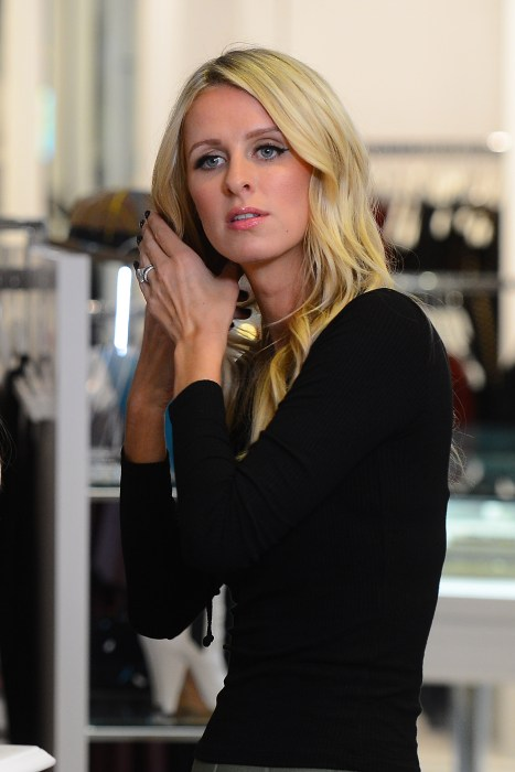 Nicky Hilton Launches Handbag Capsule Collection Nicky Hiltonxlineapelle