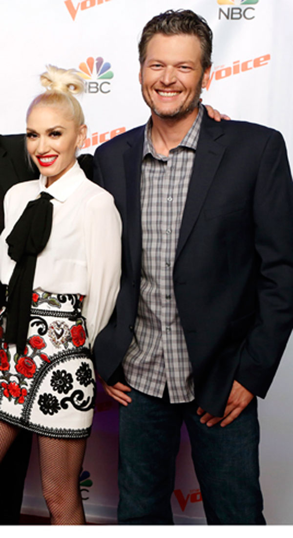 Gwen Stefani And Blake Shelton Are Officially Dating   KOST 103.5