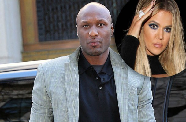 Lamar Odom flashes a embroidered patch titled _Exclusively tailored for Lamar Odom_ when arriving at NY Supreme court for a custody hearing with his ex girlfriend _P_ Pictured_ Lamar Odom _B_Ref_ SPL506182  050313  __B__BR__ Picture by_ Jackson Lee _ Splash News_BR__ __P__P_ _B_Splash News and Pictures__B__BR__ Los Angeles_310_821_2666_BR__ New York_212_619_2666_BR__ London_870_934_2666_BR__ photodesk_splashnews.com_BR__ __P_