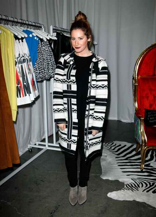 Ashley Tisdale attends alice + olivia by stacey bendet's Shopping Event benefitting the Lakers YouthFoundation