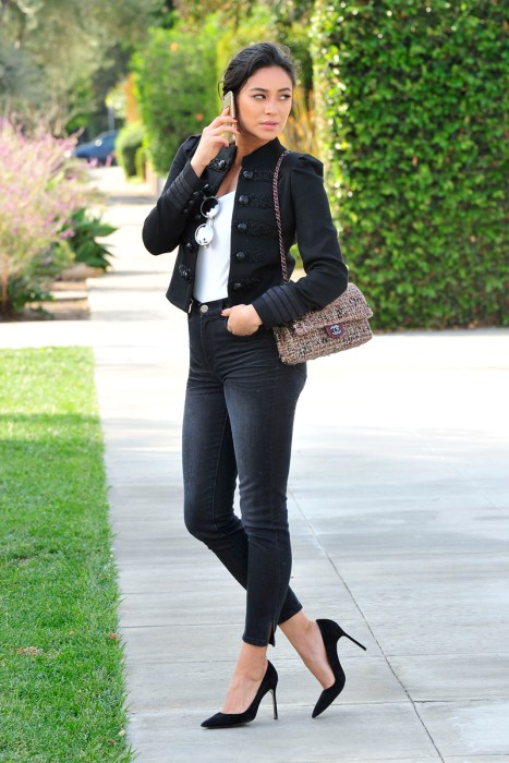 Shay Mitchell Out andAboutinLA