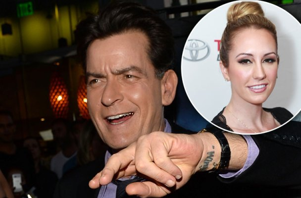 charlie sheen brett rossi lawsuit hiv positive