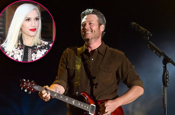 gwen stefani meets blake shelton parents