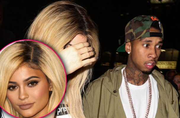 tyga kylie jenner relationship rocky problems trouble secrets