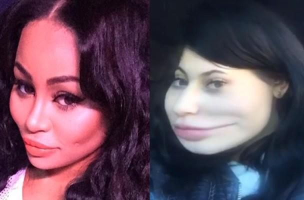 Kylie Jenner Mocks Blac Chyna On Snapchat
