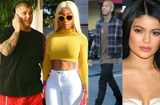 Blac Chyna & Kylie Jenner's Worst Feud Moments