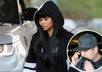 blac chyna rob kardashian dating road trip arrested texas