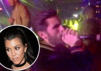 scott disick rehab drinking drunk calls kourtney kardashian
