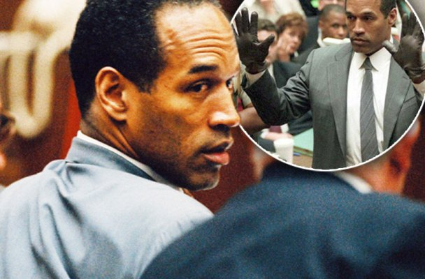 OJ Simpson Trial Murder Nicole Brown Evidence