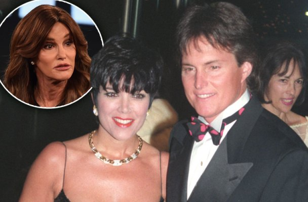 caitlyn jenner boobs 89 kris jenner knew