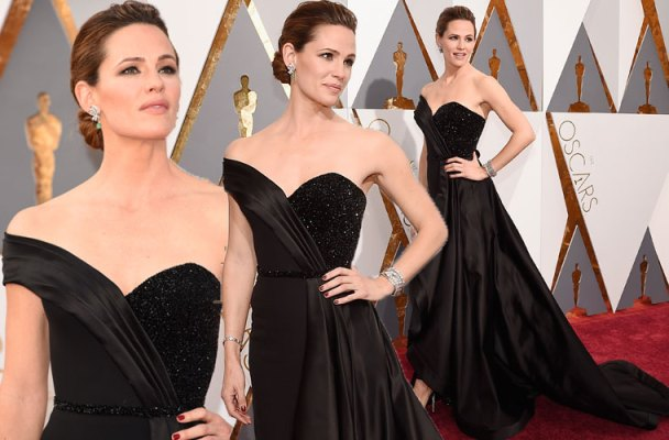 jennifer garner divorce ben affleck red carpet oscars