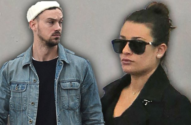 matthew paetz lea michele split break up