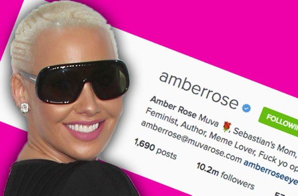 amber rose topless nude nipple instagram pic