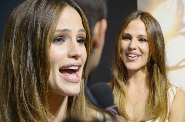 jennifer garner tell all interview ben affleck