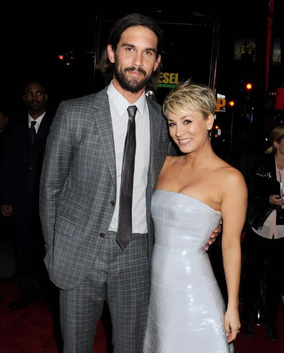 Baby bombshell kaley cuoco confesses why her life just flipped