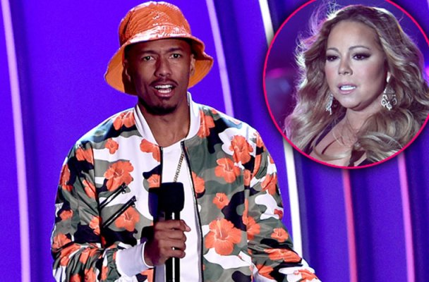 ick cannon disses mariah carey twitter