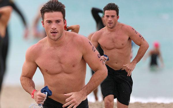 scott eastwood shirtless nude triathlon pics