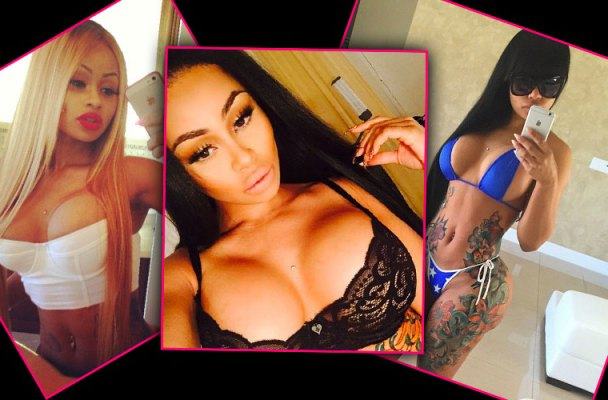 blac chyna engaged rob kardashian nude topless pics