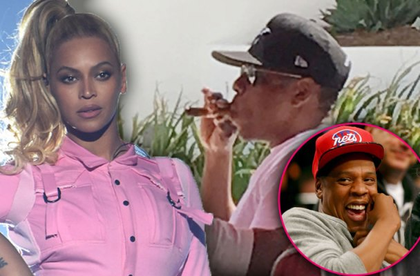 Jay Z Smoking Beyonce Lemonade Scandal Cheating Rumors