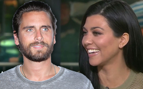 Kourtney Kardashian Scott Disick Together Marriage Wedding Today Show Interview KUWTK 5