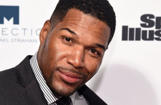 michael strahan leaves live with kelly michael good morning america