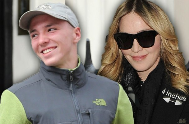 rocco ritchie guy ritchie madonna custody battle spend time together