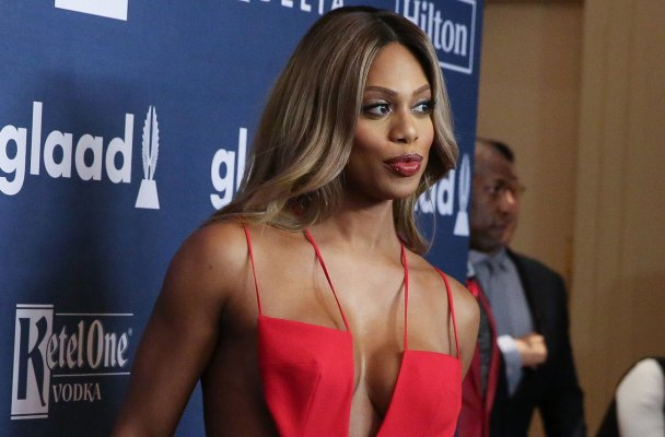 laverne cox dating tips 2016 glaad awards