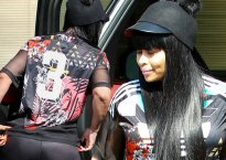 blac chyna pregnant underwear sheer pants kuwtk studio