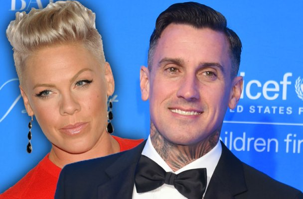 carey hart pink marriage trouble ellen degeneres show interview