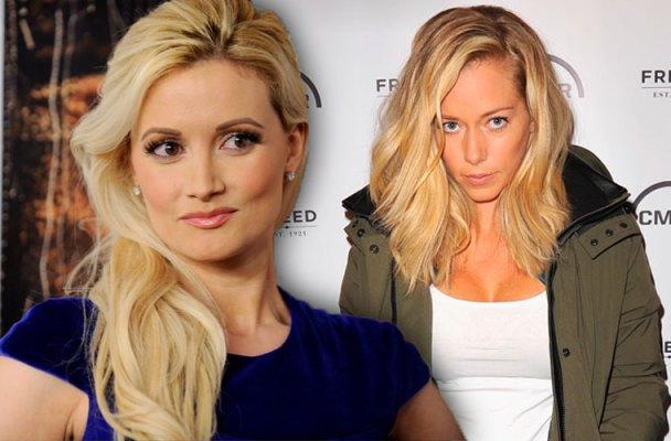 holly madison kendra wilkinson feud playboy mansion