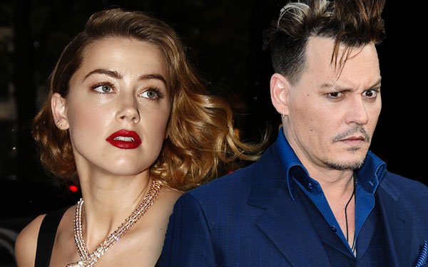 Johnny Depp Amber Heard Divorce Restraining Order Domestic Violence 1